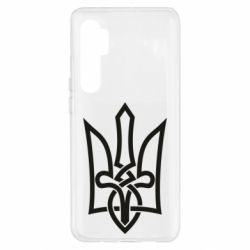 Чехол для Xiaomi Mi Note 10 Lite Emblem 22