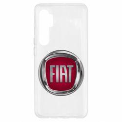 Чохол для Xiaomi Mi Note 10 Lite Emblem Fiat