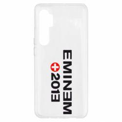 Чохол для Xiaomi Mi Note 10 Lite Eminem 2013