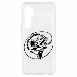 Чехол для Xiaomi Mi Note 10 Lite Evil fish