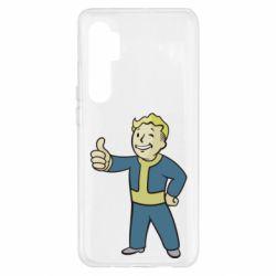 Чехол для Xiaomi Mi Note 10 Lite Fallout Boy
