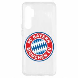 Чохол для Xiaomi Mi Note 10 Lite FC Bayern Munchen