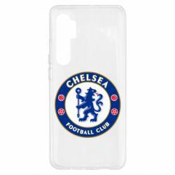 Чехол для Xiaomi Mi Note 10 Lite FC Chelsea