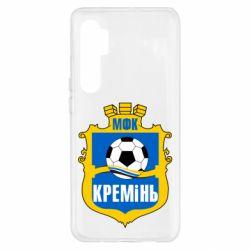 Чохол для Xiaomi Mi Note 10 Lite ФК Кремінь Кременчук