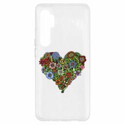 Чохол для Xiaomi Mi Note 10 Lite Flower heart