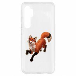Чехол для Xiaomi Mi Note 10 Lite Fox in flight