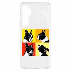 Чехол для Xiaomi Mi Note 10 Lite Френчи