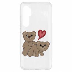Чехол для Xiaomi Mi Note 10 Lite Funny passion
