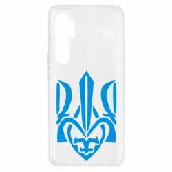Чохол для Xiaomi Mi Note 10 Lite Гарний герб України