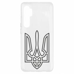 Чохол для Xiaomi Mi Note 10 Lite Герб України (полий)