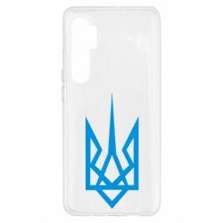 Чехол для Xiaomi Mi Note 10 Lite Герб України загострений