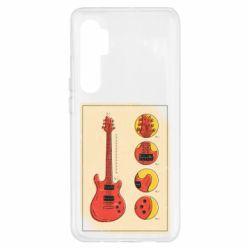 Чохол для Xiaomi Mi Note 10 Lite Гітара
