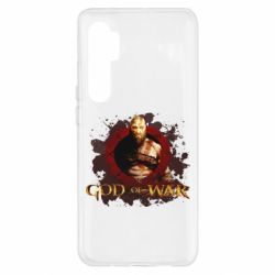Чохол для Xiaomi Mi Note 10 Lite God of War