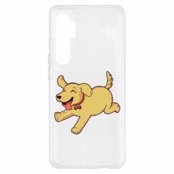 Чехол для Xiaomi Mi Note 10 Lite Golden retriever