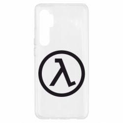 Чохол для Xiaomi Mi Note 10 Lite Half Life Logo