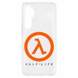 Чехол для Xiaomi Mi Note 10 Lite Half-life logotype