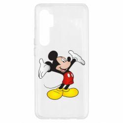 Чехол для Xiaomi Mi Note 10 Lite Happy Mickey Mouse