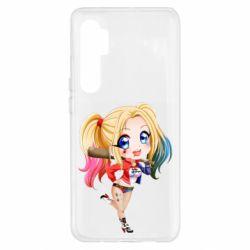 Чехол для Xiaomi Mi Note 10 Lite Harley quinn anime about tits
