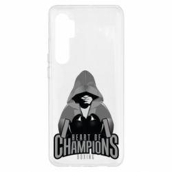 Чехол для Xiaomi Mi Note 10 Lite Heart of Champions