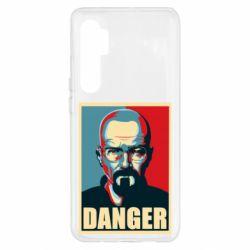 Чохол для Xiaomi Mi Note 10 Lite Heisenberg Danger