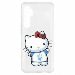 Чехол для Xiaomi Mi Note 10 Lite Hello Kitty UA
