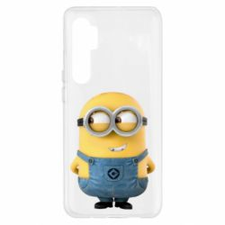 Чохол для Xiaomi Mi Note 10 Lite Хитрий міньйон