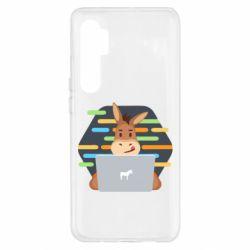 Чехол для Xiaomi Mi Note 10 Lite Horse hacker