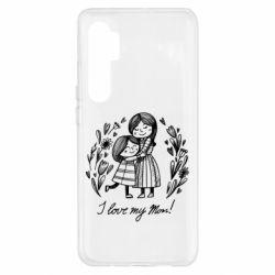 Чохол для Xiaomi Mi Note 10 Lite I love my mom
