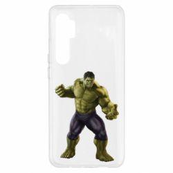 Чохол для Xiaomi Mi Note 10 Lite Incredible Hulk 2