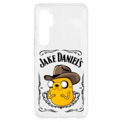Чохол для Xiaomi Mi Note 10 Lite Jack Daniels Adventure Time
