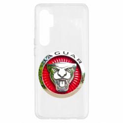 Чехол для Xiaomi Mi Note 10 Lite Jaguar emblem
