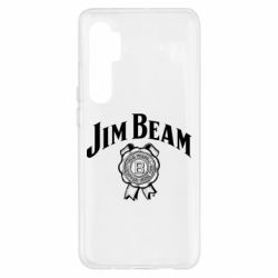 Чохол для Xiaomi Mi Note 10 Lite Jim Beam logo