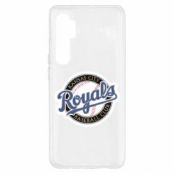 Чохол для Xiaomi Mi Note 10 Lite Kansas City Royals