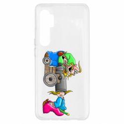 Чехол для Xiaomi Mi Note 10 Lite Казаки и пушка