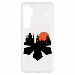 Чохол для Xiaomi Mi Note 10 Lite Kiev city of chestnuts