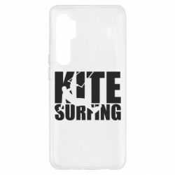 Чохол для Xiaomi Mi Note 10 Lite Kitesurfing