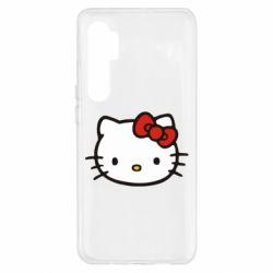 Чохол для Xiaomi Mi Note 10 Lite Kitty