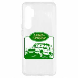 Чохол для Xiaomi Mi Note 10 Lite Land Rover