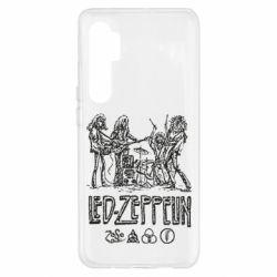 Чехол для Xiaomi Mi Note 10 Lite Led-Zeppelin Art