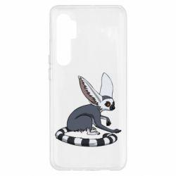 Чехол для Xiaomi Mi Note 10 Lite Лемур