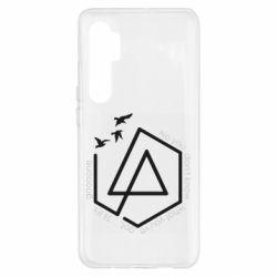 Чохол для Xiaomi Mi Note 10 Lite Linkin park Until It's Gone