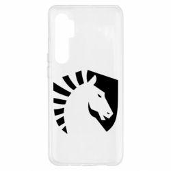 Чохол для Xiaomi Mi Note 10 Lite liquid logo