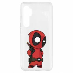 Чохол для Xiaomi Mi Note 10 Lite Little Deadpool