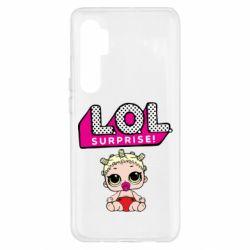 Чехол для Xiaomi Mi Note 10 Lite LoL surprise baby