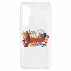 Чохол для Xiaomi Mi Note 10 Lite London mix