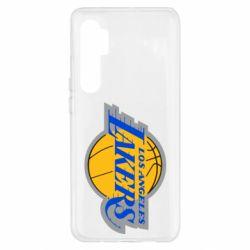 Чохол для Xiaomi Mi Note 10 Lite Los Angeles Lakers