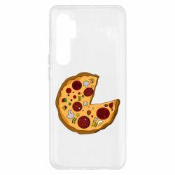 Чохол для Xiaomi Mi Note 10 Lite Love Pizza