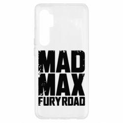 Чохол для Xiaomi Mi Note 10 Lite MadMax