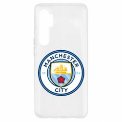 Чехол для Xiaomi Mi Note 10 Lite Manchester City