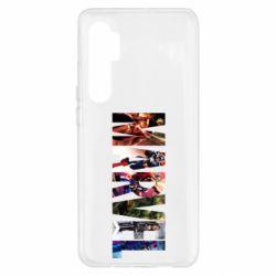Чохол для Xiaomi Mi Note 10 Lite Marvel Avengers